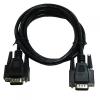 7593-PP-1.5 VGA kábel 1,5m árnyékolt fekete
