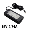 7913 Notebook tápegység Samsunghoz 19V 4,74A