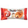 7DAYS Doub!e Super Max croissant kakaós és vanília ízű töltelékkel 110 g