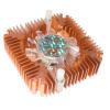92081 VGA hűtőventillátor 55x55x12mm