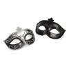 A szürke ötven árnyalata A Szürke Ötven Árnyalata Mask On báli maszk (2 db)