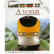 A VONAT - KIS FELFEDEZŐ ZSEBKÖNYVEK gyermek- és ifjúsági könyv