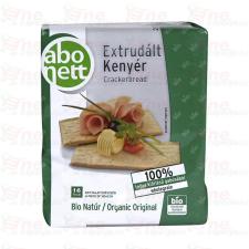 Abonett Extrudált Kenyér Natur Bio 100g reform élelmiszer