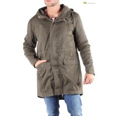 Absolut joy Férfi kabát barna WH4-GG0088A