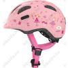Abus Smiley 2.0 hercegnős rózsaszín gyerek bukósisak M 50-55cm