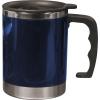 Acél termoszbögre, 400 ml, kék