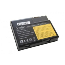 Acer Aspire 1200 4400mAh laptop akkumulátor acer notebook akkumulátor