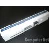 Acer Aspire ONE A110, A150, ZG5 utángyártott új 9 cellás fehér laptop akku (UM08A71)