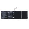 Acer Aspire V7-481PG 3560 mAh 4 cella fekete notebook/laptop akku/akkumulátor utángyártott
