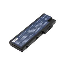 Acer Extensa 2304 laptop akkumulátor, új, gyárival megegyező minőségű helyettesítő, 8 cellás (4400mAh) acer notebook akkumulátor