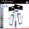 Acer Liquid Z330, Kijelzővédő fólia, ütésálló fólia, MyScreen Protector L!te, Flexi Glass, Clear, 1 db / csomag