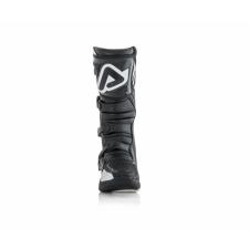 Acerbis cross csizma - X-Team - fekete/fehér motoros csizma
