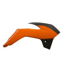 Acerbis tankidom - KTM EXC 14-16 + SX 13-15 - fekete/narancs motorkerékpár idom