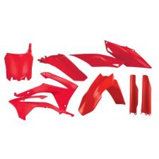 Acerbis teljes idomkészlet - HONDA CRF25 14-17 + CRF450 13-16 - piros motorkerékpár idom