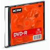ACME DVD-R írható 4,7GB 120min 16x Slim -vékony tokos ACME