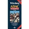 ADAC Würzburg térkép - ADAC