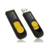 ADATA Pendrive 16GB Adata UV128 Fekete-Sárga USB3.0
