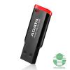 ADATA Pendrive 32GB UV140 USB 3.0 fekete-piros (AUV140-32G-RKD)