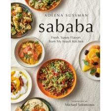 Adeena Sussman - Sababa – Adeena Sussman idegen nyelvű könyv