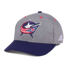 Adidas Columbus Blue Jackets baseball sapka 2Tone Adjustable