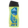 Adidas Get Ready! tusfürdő testre, hajra és arcra citrus kivonattal 250 ml