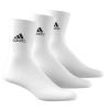 Adidas Light Crew 3Pp fehér / Zoknie: 43-45