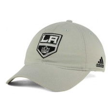 Adidas Los Angeles Kings baseball sapka white Core Slouch Cap