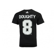 Adidas Los Angeles Kings FĂŠrfi póló #8 Drew Doughty - S