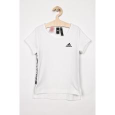 Adidas PERFORMANCE - Gyerek top 116-170 cm - fehér - 1343165-fehér