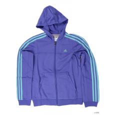 Adidas PERFORMANCE Kamasz lány Végigzippes pulóver YG ESS FZ HOOD