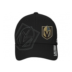 Adidas Vegas Golden Knights baseball sapka black Second Season Flex - S/M
