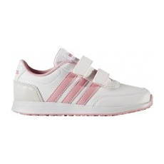 Adidas VS Switch 2 Cmf C Footwear White/Light Pink/Super Pink 30,5