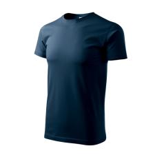 ADLER 129 férfi Basic póló férfi póló
