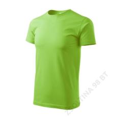 ADLER Basic ADLER pólók férfi, zöldalma