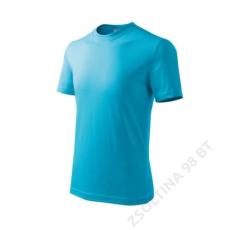 ADLER Basic ADLER pólók gyerek, türkiz