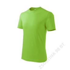 ADLER Basic ADLER pólók gyerek, zöldalma