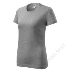 ADLER Classic New ADLER pólók női, sötétszürke melírozott