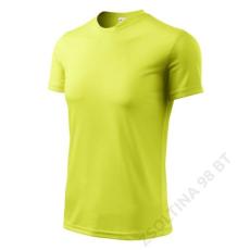 ADLER Fantasy ADLER pólók férfi, neon yellow