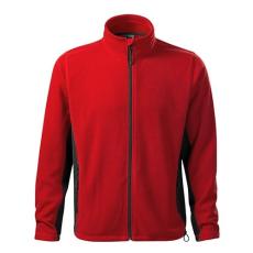 ADLER Férfi fleece felső Frosty - Červená | S
