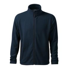 ADLER Férfi fleece felső Frosty - Námořní modrá | XXXL