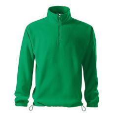 ADLER Férfi fleece felső Horizon - Středně zelená | XXL