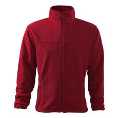 ADLER Férfi fleece felső Jacket - Marlboro červená | L