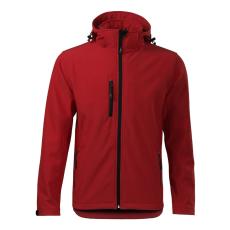 ADLER Férfi softshell felső Performance - Červená   XL