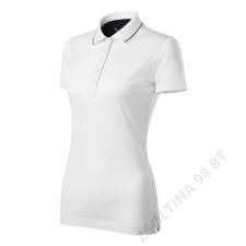 ADLER Grand Galléros póló női, fehér női póló