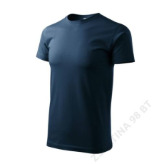 ADLER Heavy New ADLER pólók unisex, tengerkék