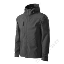 ADLER Nano Softshell kabát férfi, acélszürke munkaruha