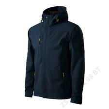 ADLER Nano Softshell kabát férfi, tengerkék munkaruha