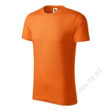 ADLER Native Pólók férfi, narancssárga férfi póló