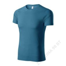 ADLER Paint PICCOLIO pólók unisex, petrol blue