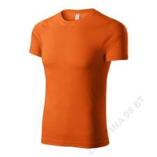 ADLER Paint Pólók unisex, narancssárga férfi póló